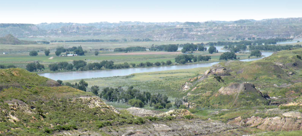 Yellowstone River Property Feature