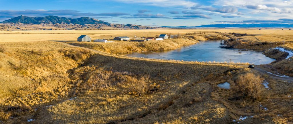 Sold! Judith River Fur & Feathers1,213 acres – Lewistown, MT  Asking Price $2,990,000