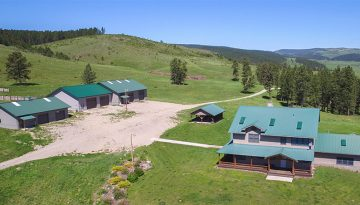 White Pine Ranch Feature